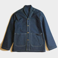 SHAWL COLLAR COVERALL