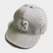 43 LOGO CAP (HICKORY)