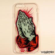祈り手(iPHONE6シリコンケース)