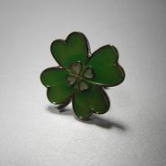 Clover Pins  (GREEN)