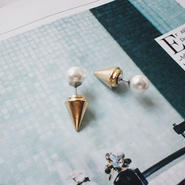 pearl studs pierce