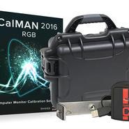 CalMAN RGB-Software & SpectraCAL C6バンドル