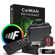 CalMAN Home Enthusiast for Panasonic 4K TV・スターターKIT
