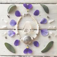 Concho / Moonstone Bracelet