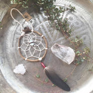 Dream Catcher Amazonite S
