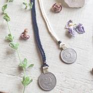 Afghan Vintage Coin  Necklace