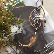 Dream Catcher Crystal/S