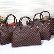 ルイヴィトン 高級感!バッグ ハンドバッグ 大容量 4色