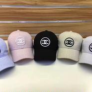 超激安 シャネル 大人気 キャップ 5色選択 シャネル帽子