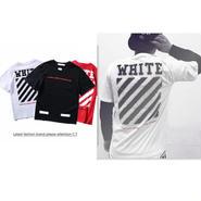 激安 オフホワイト Tシャツ 男女兼用 3色