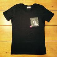【一点もの】88クンすうじポケットTシャツ