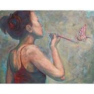 """キセルアゲハ (butterfly on """"kiseru"""" pipe)"""