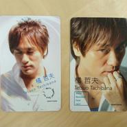 MUSIC DOWNLORD CARD Vol.3、Vol.4
