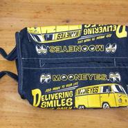 MOON Bus デニム ティッシュ カバー MG786DM