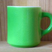 ミルクガラス HAZEL ATRAS Stacking Green