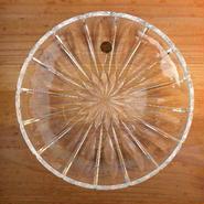 ADERIA GOLD GLASS ガラス製 プレート