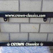 CROWN Classics ブラック ライセンス フレーム MG057CC