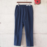 Manual Alphabet〈マニュアルアルファベット〉 WORKADY AIR TROUSERS NAVY