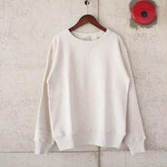 【unisex】Ordinary fits〈オーディナリーフィッツ〉 VINTAGE CREW SWEAT (OM-C035) OATMEAL
