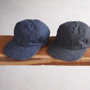 SUBLIME〈サブライム〉 MELTON OVERDYE 6PANEL CAP