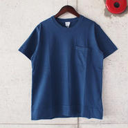 【unisex】Ordinary fits〈オーディナリーフィッツ〉POCKET Tee  (OM-C032) NAVY
