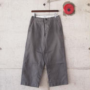 【unisex】Ordinary fits〈オーディナリーフィッツ〉 NEW PARK CHINO TROUSER GREY