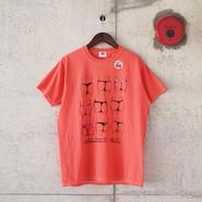 【unisex】FRUIT OF THE LOOM〈フルーツオブザルーム〉 FRUIT PARLOR ART PROJECT - 神山 隆二 STRAW BERRY(A)
