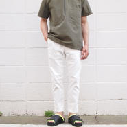 【unisex】Ordinary fits〈オーディナリーフィッツ〉 NEW BAREFOOT FATIGUE PANTS (OM-P113) OFF
