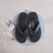 RAINBOW SANDALS〈レインボーサンダル〉CLASSIC LEATHER SANDALS (301ALTS-CL) BLACK/EXPRESSO/TAN