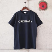 SEIRYU & Co.〈セイリューアンドコー〉 ORDINARY Tee NAVY