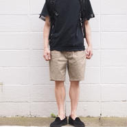 【unisex】Ordinary fits〈オーディナリーフィッツ〉TRAVEL SHORTS  (OM-P061) BEIGE
