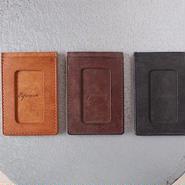 Esperant〈エスペラント〉 PUEBLO PASS CASE (ESP-6181) キャメル/ブラウン/ブラック