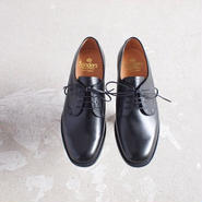 【women】SANDERS〈サンダース〉  FEMALE PLAIN TOE SHOES