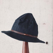 have a good day〈ハブ ア グッド デイ〉 POTTER HAT BROWN/CAMEL/NAVY