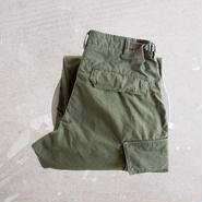【unisex】Ordinary fits〈オーディナリーフィッツ〉 VIETNAM CARGO PANTS (OR-P161) KHAKI