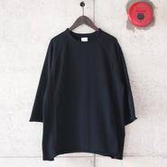 5W〈ゴワット〉  7s - knit BLACK