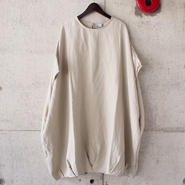 【women】Ordinary fits〈オーディナリーフィッツ〉 SQUARE ONEPIECE (OL-O012) BEIGE