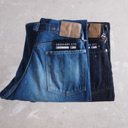【unisex】Ordinary fits〈オーディナリーフィッツ〉 FARMERS 5P DENIM used (OM-P108) USED