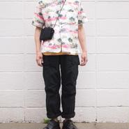 【unisex】Ordinary fits〈オーディナリーフィッツ〉 VIETNAM CARGO PANTS (OM-P111) BLACK