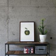 FRUIT OF THE LOOM〈フルーツオブザルーム〉 FRUIT PARLOR - Art by Nowh Ereman