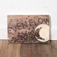 Honey BEACH HOUSE掲載 EF ウッドプレート #COFFEE