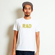 イーブンフロウ プライズ Tシャツ RAD #ホワイト