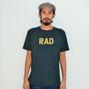 イーブンフロウ プライズ Tシャツ RAD #ブラック