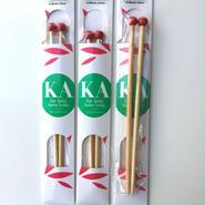 かわいい KA 2本針 US9/US10/ US10.5