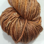 Madelintosh Silk MerinoDK  Brick Dust