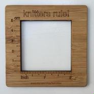 木製 ゲージ メジャー 2インチ(5cm)