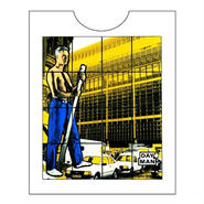 Gilbert and George  (DAY MAN) Tシャツ/ ホワイト