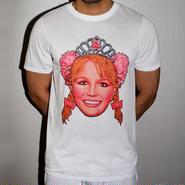 PHILIP NORMAL 'Britney Spears Art' Tシャツ