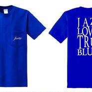 """HAIIRO DE ROSSI official pocketT-Shirts""""JAZZ"""""""