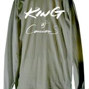 "Men's限定""King Of Conscious""L/S"